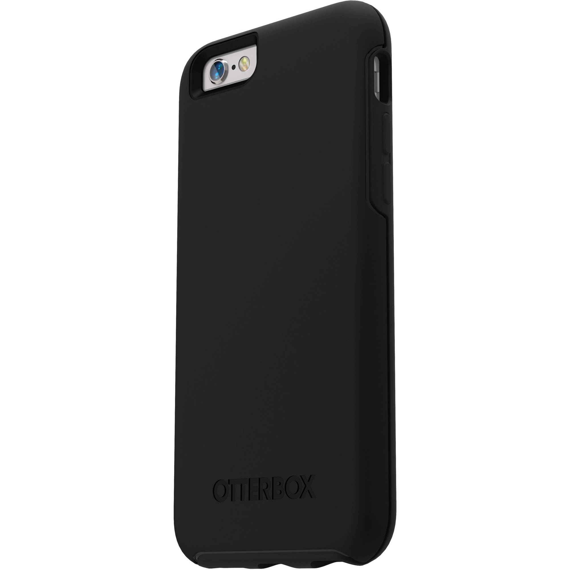 walmart otterbox iphone 6 otterbox symmetry series for apple iphone 6 6s black 9961