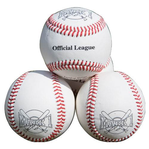 Mark 1 Official League Baseballs Quantity: 12 by BSN Sports