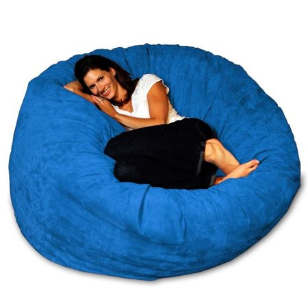 Strange Micro Suede Theater Sack Bean Bag Chair Unemploymentrelief Wooden Chair Designs For Living Room Unemploymentrelieforg