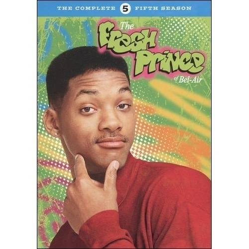 Fresh Prince Of Bel-Air: The Complete Fifth Season (Full Frame)