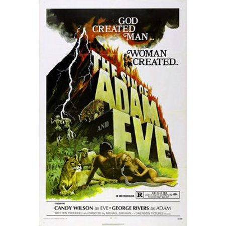 Sins of Adam And Eve The Movie Poster 11x17 Mini - Adam Eve Discount Codes