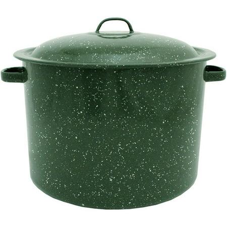 Granite Ware Corn Pot, Green, 11.5-Qt