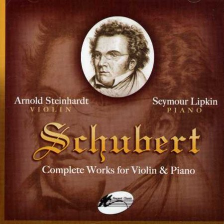 Schubert: Complete Music for Violin & Piano (Easy Halloween Songs For Violin)