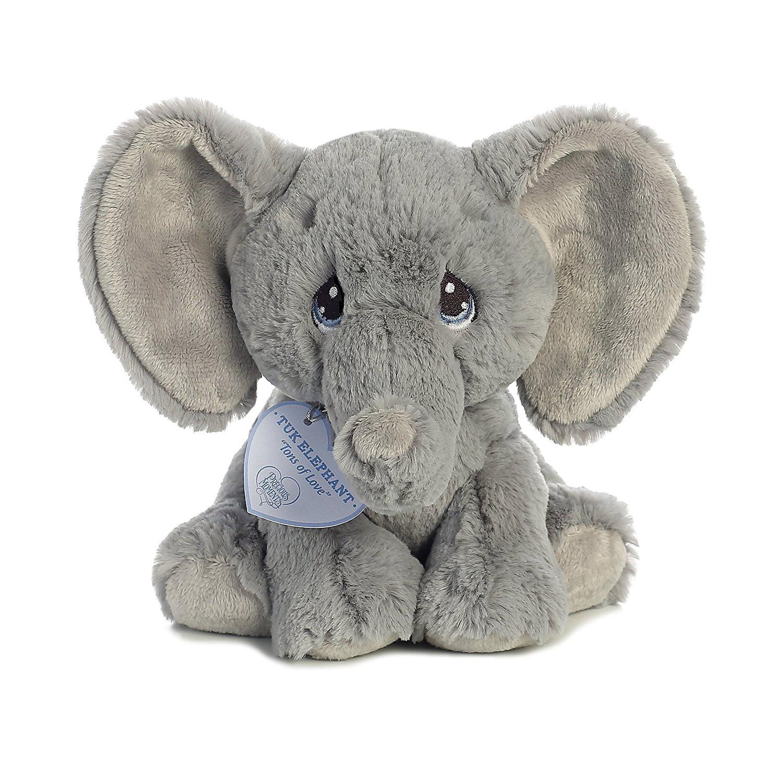 Tuk Elephant 8 Inch Baby Stuffed Animal By Precious Moments 15704