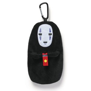 Gund Spirited Away No Face Clip Pouch Plush