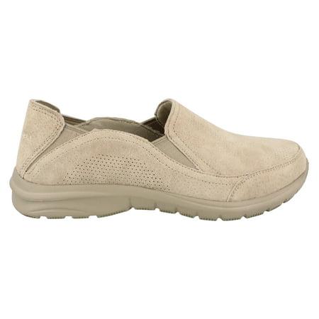 Women's Skechers, Relaxed Living Chillax Slip on Shoe (Skechers Relaxed Living)