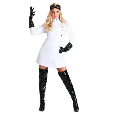Women's Mad Scientist Costume - Steampunk Mad Scientist Costume