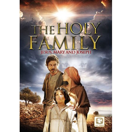 The Holy Family: Jesus, Mary & Joseph (DVD) ()