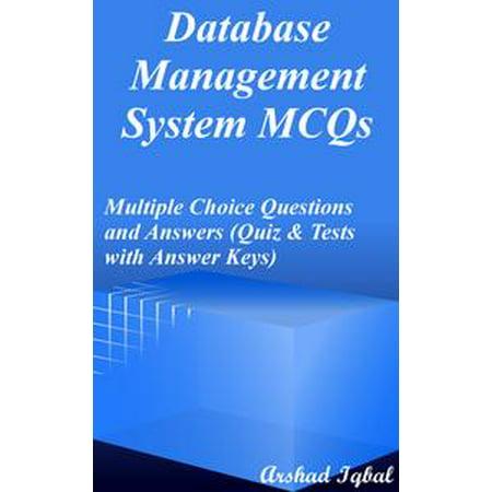 mcqs on health service management