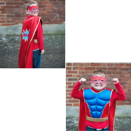 Super-Fly Muscle Guy - Medium - Dress-Up by Creative Education (67385) - Creative And Cheap Halloween Costumes
