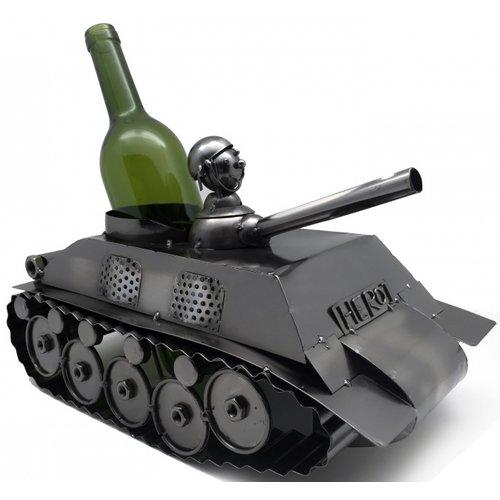Wine Bodies Tank 1 Bottle Tabletop Wine Rack