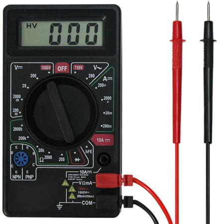 DIGITAL LCD MULTI METER BATTERY TESTER (Ansmann Energy Check Lcd Battery Tester Review)