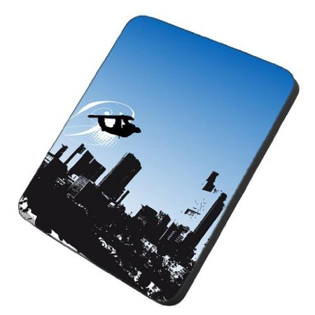 POPCreation Snowboard City Mouse pads Gaming Mouse Pad 9.84x7.87 inches