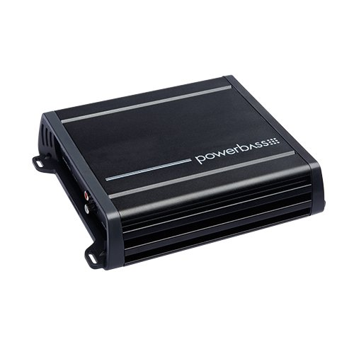 Powerbass ACS-2120 240 Watt 2 Channel Class A/B Power Car Amplifier