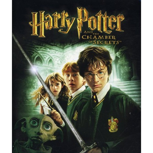 Harry Potter And The Chamber Of Secrets (Blu-ray) (Widescreen)