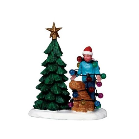 lemax village collection christmas tangle #02757 ()