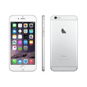 Refurbished Apple iPhone 6 16GB, Silver - AT&T