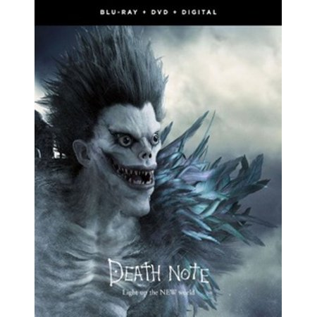 Death Note: Light Up The New World Movie Three (Best Anime Like Death Note)