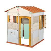 Little Tikes Build-a-House, Tan