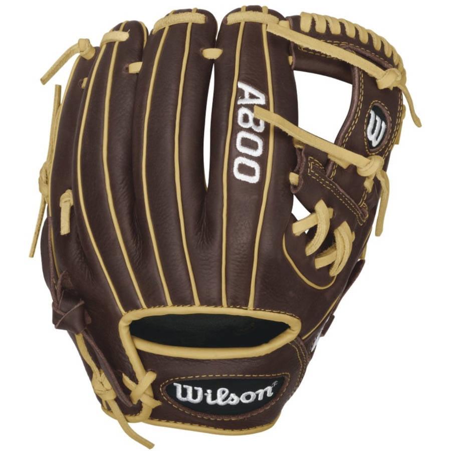 "Wilson Showtime A800 All-Position Baseball Glove, 11.5"""