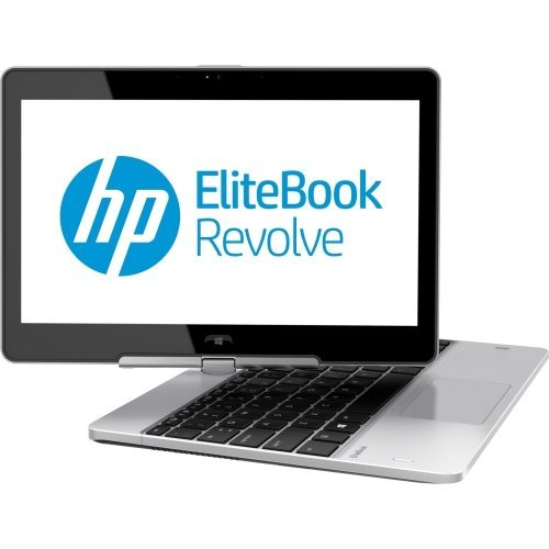 REFURBISHED -  Hp Elitebook Revolve 810 G2 Tablet Core i5 1.9GHz 128GB SSD 8GB Camera Win 7 Pro