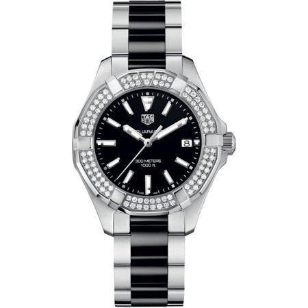 TAG Heuer Aquaracer WAY131E.BA0913 WAY131E.BA0913 TAG Heuer Aquaracer 300m Quartz 35mm Swiss Made Women's Watch