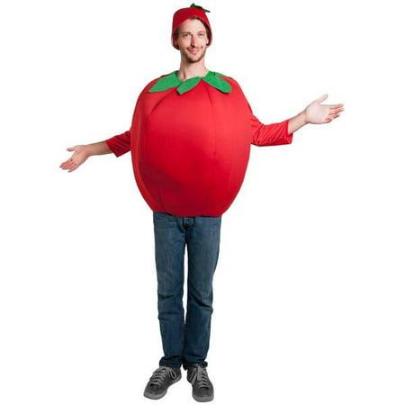 Adult Tomato Costume - Halloween Rotten Tomatoes