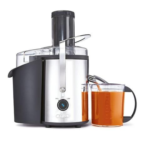 BELLA (13694) High Power Juice Extractor, Stainless (Best Bella Juicers)