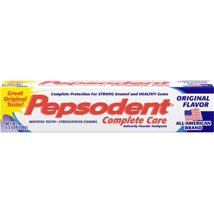 Toothpaste: Pepsodent Complete Care Toothpaste