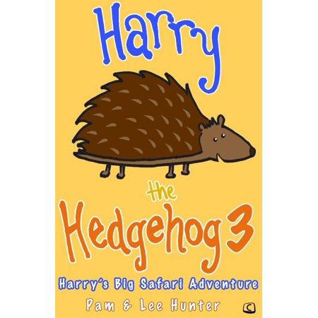 Harry the Hedgehog 3: Harry's Big Safari Adventure - eBook - Leaf Safari Adventure