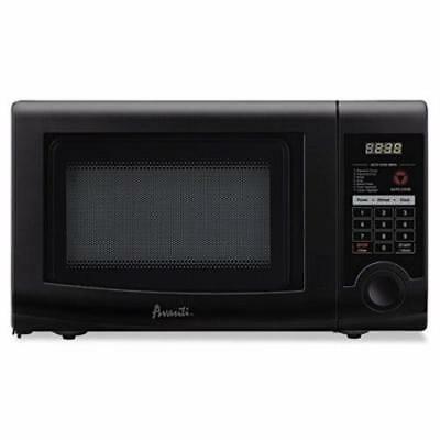 Avanti 0.7 Cubic Foot Capacity Microwave Oven, 700 Watts, (700 Watts Peak)