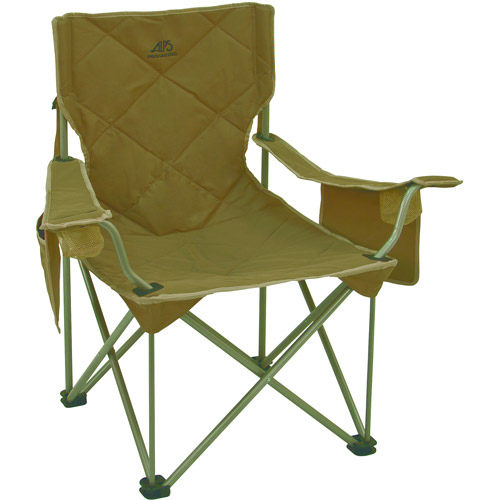 Alps Mountaineering King Kong Chair Khaki  8140314