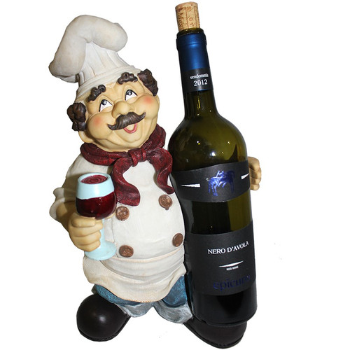 BENZARA ETD-EN111985 Exclusive Wine Holder - Chef