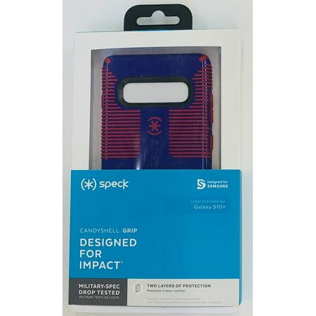 Speck Samsung Galaxy S10+ Case, Purple & Red