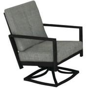 Seasonal Trends 60040 Swivel Rocker Dining Chair, 26 in H x 24 in W x 34 in D