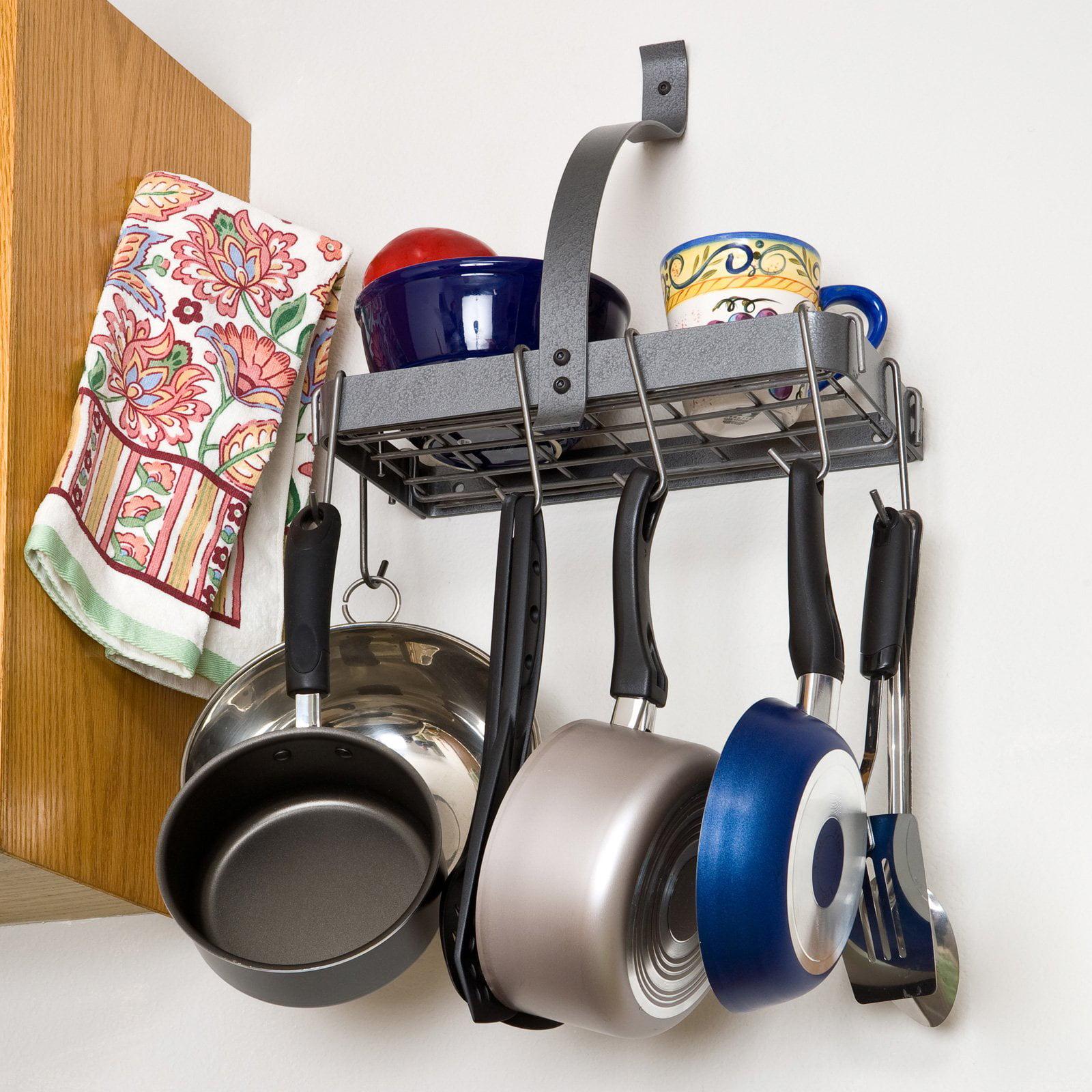 Rack It Up Accessory Shelf Pot Rack