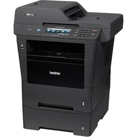 Brother Printer MFC8950DWT Wireless Monochrome Printer/Copier/Scanner/Fax Machine