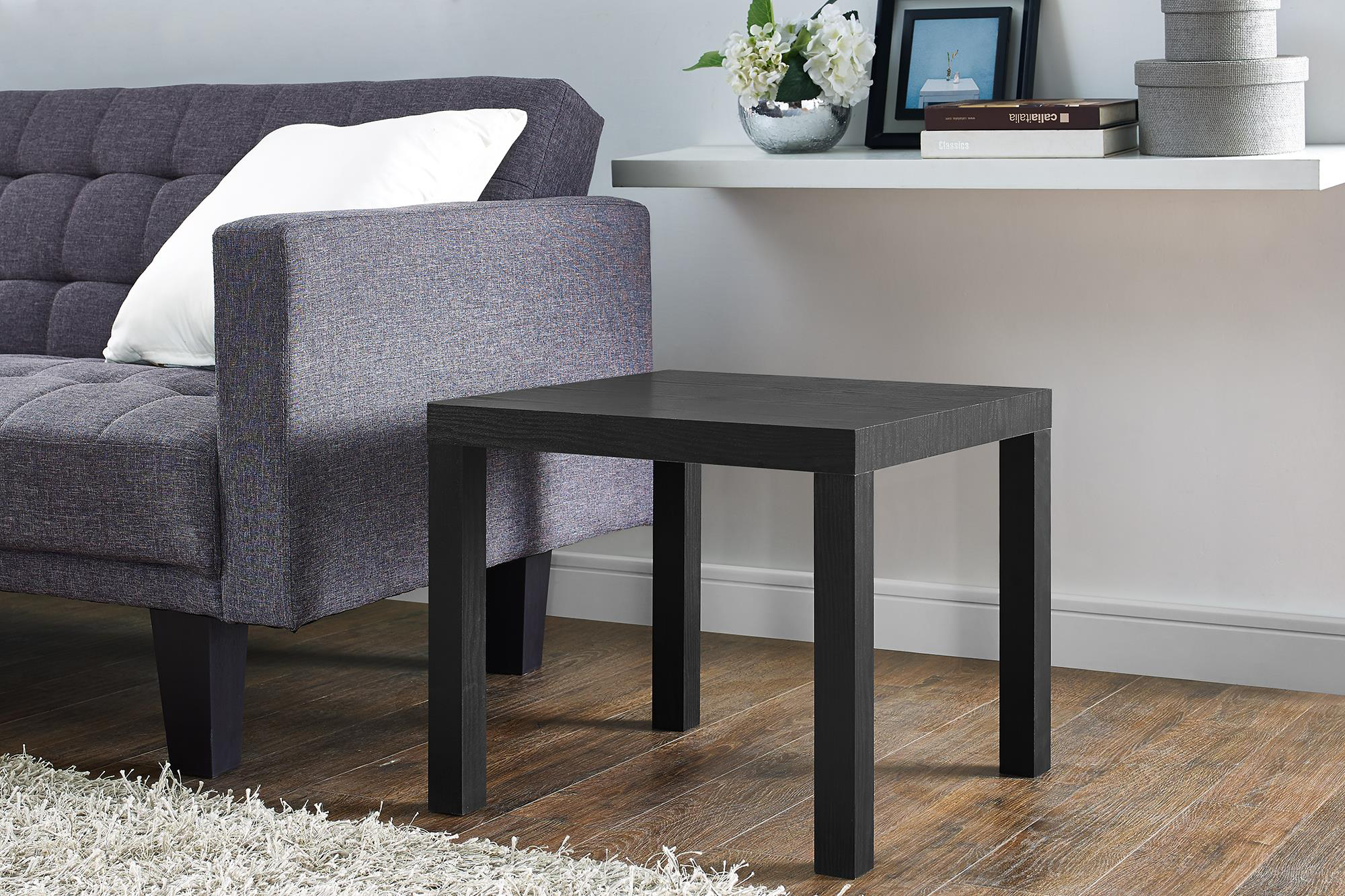 Attractive Mainstays Parsons End Table, Multiple Colors   Walmart.com