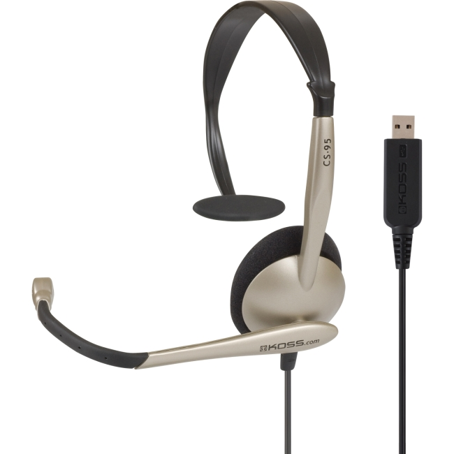 Koss CS95 USB Mono Communication Headset