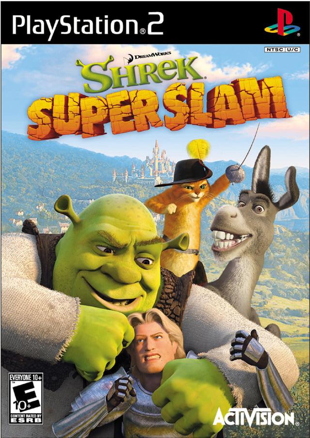 Shrek SuperSlam PlayStation 2 by Activision Blizzard, Inc