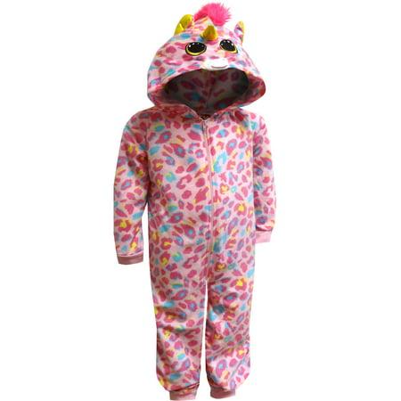 Ty Beanie Boo Unicorn Fantasia Onesie Pajama - Big And Tall Onesie