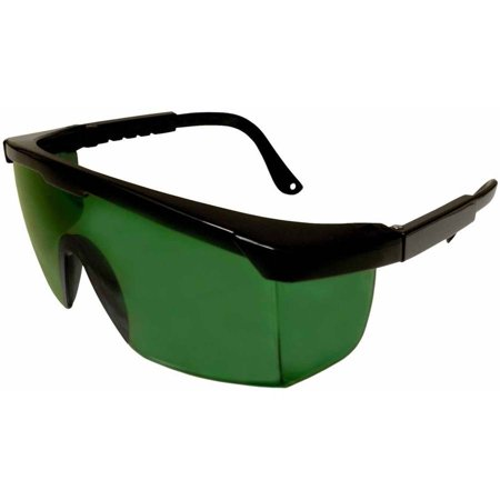 Retriever Welding Glasses with 5.0 Filter Lenses and Extendable Temples (Fibre Metal Welding Goggles)