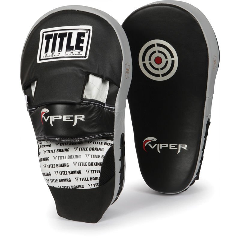Title Viper Tactical Mitts by Title Boxing