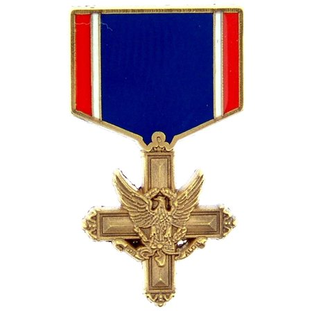 U.S. Army Distinguished Service Cross Medal Pin 1 3/16