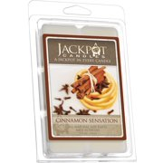 Cinnamon Sensation Wax Tart Melts with Ring Inside (Surprise Jewelry Valued at $15 to $5,000) Ring Size 9
