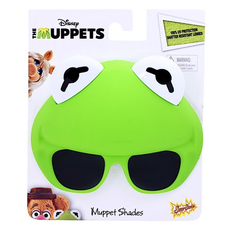 Party Costumes - Sun-Staches - The Muppets - Kermit the Frog New sg2609 - Muppets Accessories