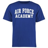 Air Force Falcons Air Force Academy Everyday T-Shirt - Royal