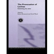 The Provocation of Levinas - eBook