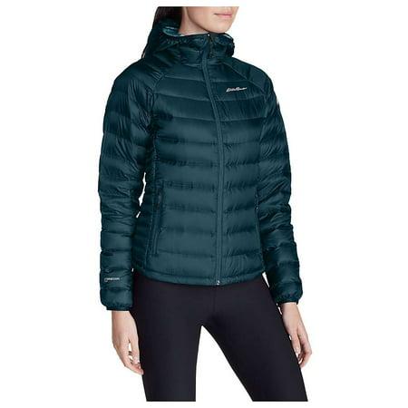 711a86214 Eddie Bauer First Ascent Women's Downlight Stormdown Hooded Jacket