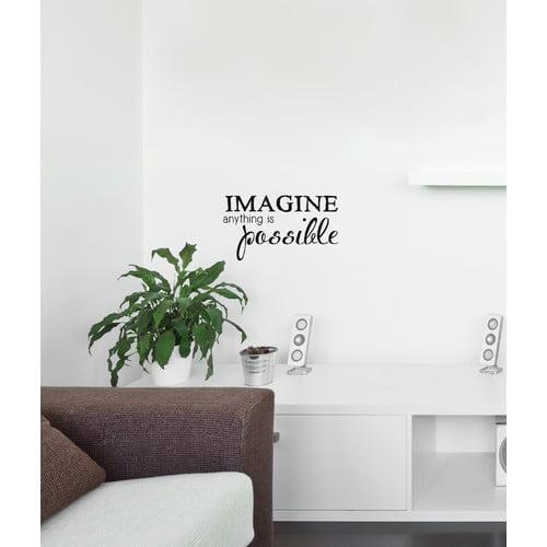 ADZif Blabla Imagine EN Wall Decal